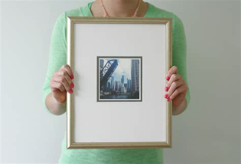 Framed And Matted by Made Easy With Framed Matted Pretty