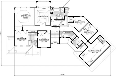 standard measurement of house plan residential house floor plan with dimensions home deco plans