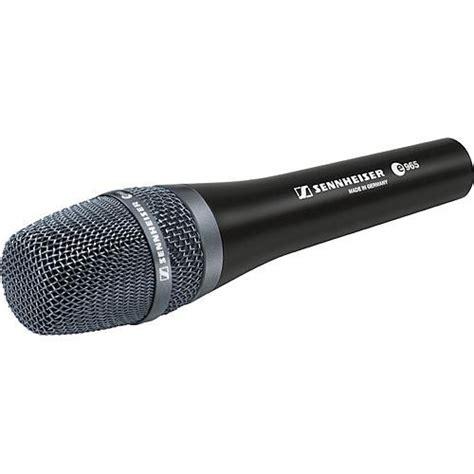 condenser handheld microphone sennheiser e965 handheld condenser microphone e965 b h photo