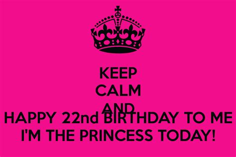 Birthday Quotes 22 Years 22nd Birthday Quotes Quotesgram