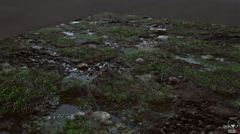 zbrush grass tutorial organic texture practice it rocks polycount