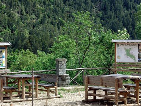 i pi禮 bei bagni mondo aree attrezzate per il pic nic parco nazionale gran