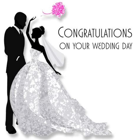 Wedding Congratulations On by 4490 Congratulations On Your Wedding Day 500x500 Png 500