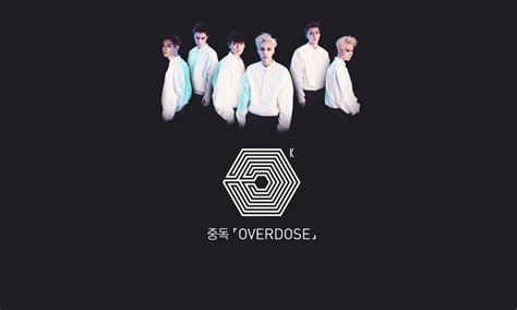 exo k iphone wallpaper exo k overdose wallpaper by anniself on deviantart