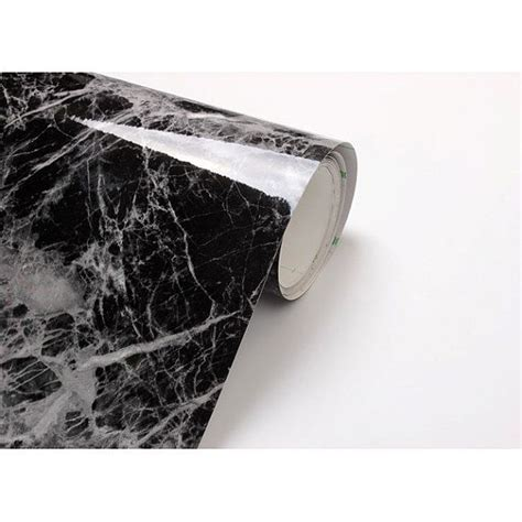 Vinyl Countertop Cover by Black Granite 2m Bg I401 Counter Top Marble Effect Vinyl