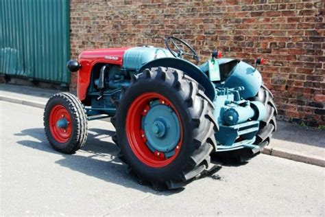 Lamborghini Tractor Working Lamborghini Tractor From 1955 Can Be Yours