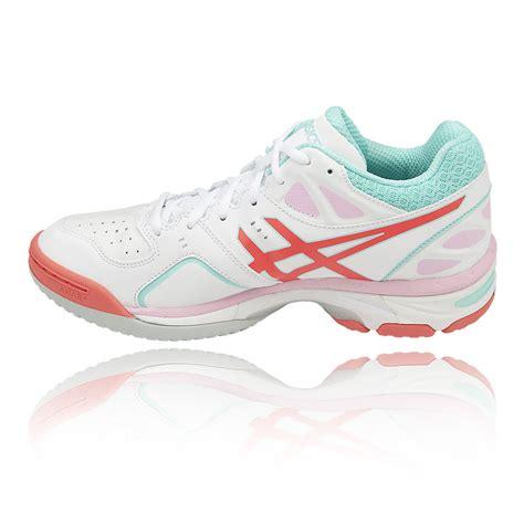 netball shoes asics gel netburner 18 d s netball shoes ss17