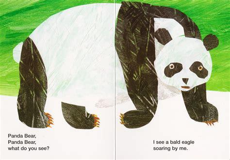 panda bear panda bear what do you see youtube