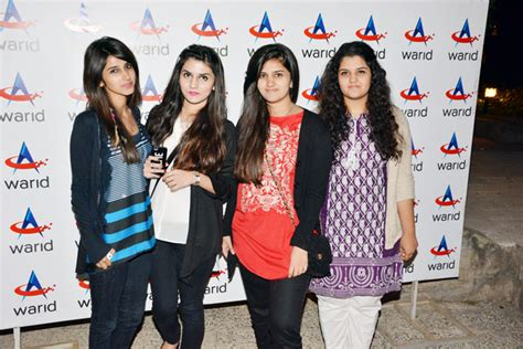 Warid Hosts Event To Engage And Inspire Its Customers