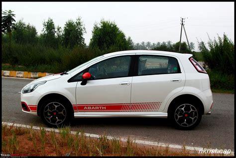 fiat punto abarth bhp fiat abarth punto test drive review team bhp