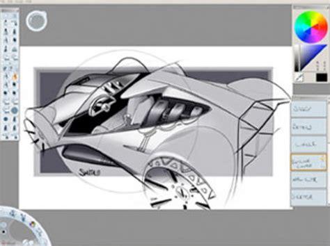 tutorial sketchbook designer pdf sketching in autodesk sketchbook pro car body design
