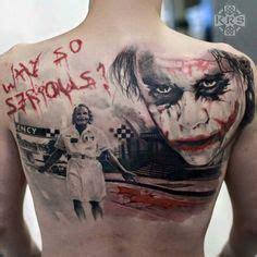 khan tattoo joker joker tattoo by khan tattoo tattoo ideen bilder und ideen