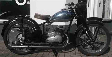 Oldtimer Motorrad Neu Zulassen by Motorrad Oldtimer Cz 125 C 1952 T 220 V Neu Sofort Bestes