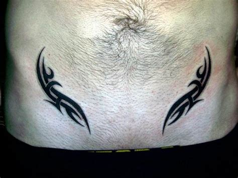 mens stomach tattoos 30 amazing tribal designs for