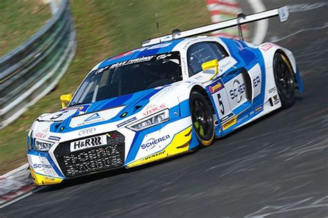 Audi Ph Nixsee by Frank Stippler And Anders Fjordbach Win Vln 1 At