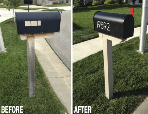 curb appeal mailbox 25 curb appeal ideas that a great roi