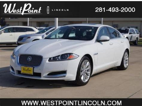 jaguar xf 2013 houston mitula cars