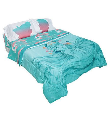 mermaid bedding for adults disney s little mermaid comforter mickey fix