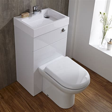 milano linton combination toilet basin unit