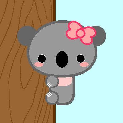 imagenes de koalas kawaii kawaii koala bear by goodcharlotte81 on deviantart