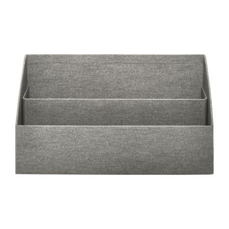 Come Rangements Gris Plastique Carton Habitat Range Papier Bureau