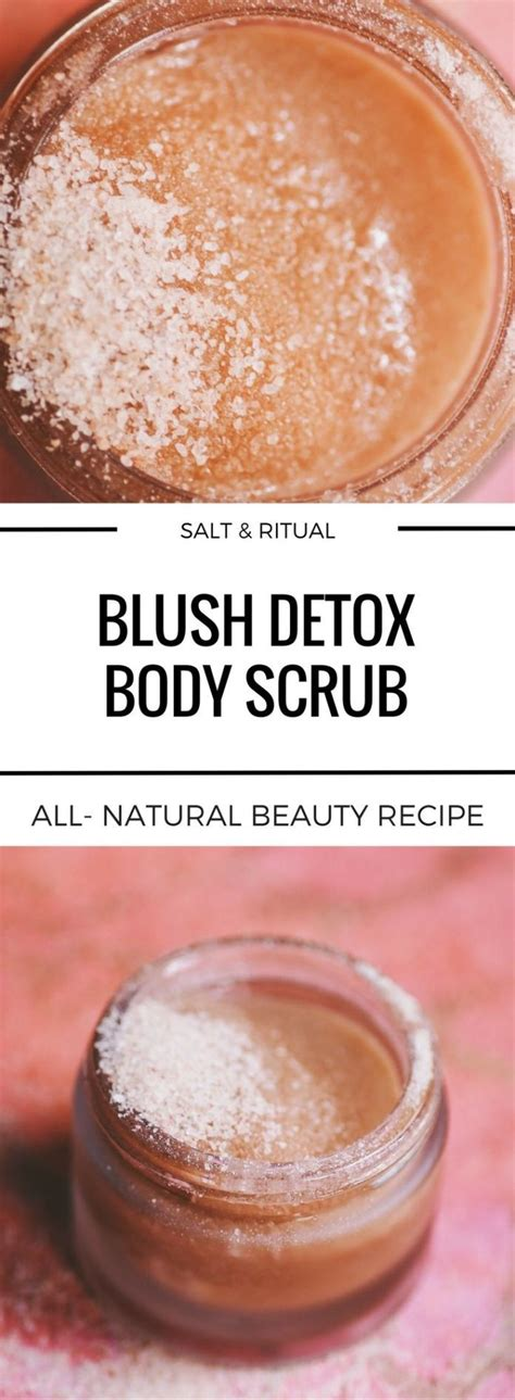 Diy Detox Scrub by Id 233 E Pour Diy Masque Diy And Recipes