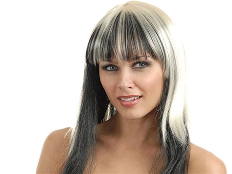 two tone color gorgeous two tone hair color ideas medium hair styles