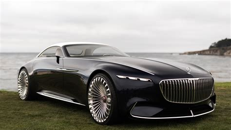 Auto Maybach by Wallpaper Vision Mercedes Maybach 6 Cabriolet 2018 Hd