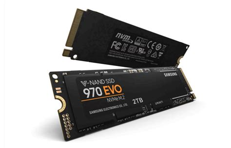 Samsung 970 Evo 500gb Samsung 970 Evo M 2 500gb Nvme Ssd Review Introduction