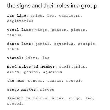 exo zodiac signs zodiac signs related to kpop k pop amino