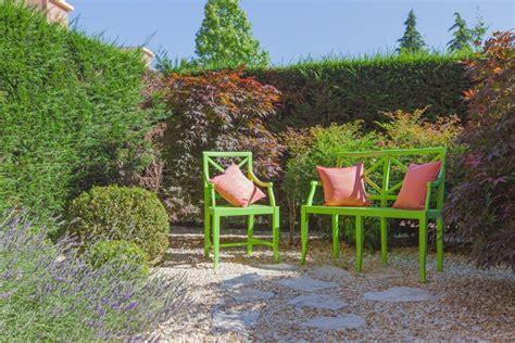 giardini senza erba pavimenti per esterni i materiali naturali casa e trend