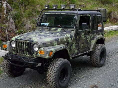 Camo Jeep 17 Best Images About Camo Stencils And Painting On