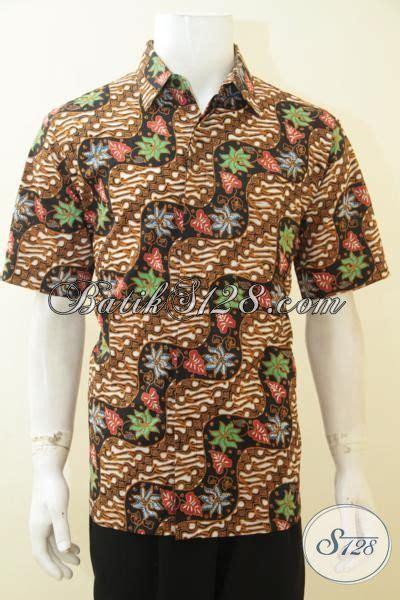 desain kemeja modern pria kemeja batik print motif parang desain modern baju batik