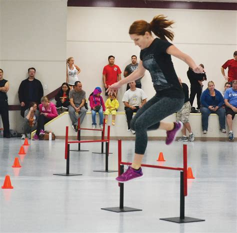 Correctional Officer Test by Prospective Correctional Officers Pushed During Tough