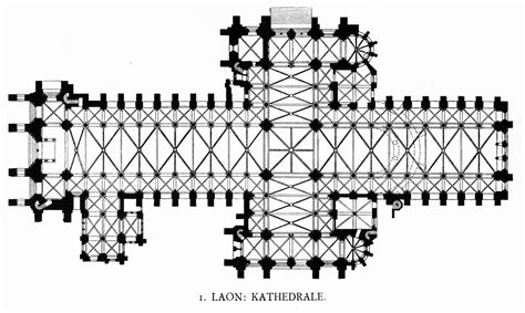 Reims Cathedral Floor Plan by File Dehio 362 Laon Cathedrale Jpg Wikimedia Commons