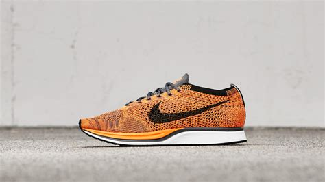 Nike Air Max Flyknit Total Orange flyknit trainer total orange kush sneaker discount