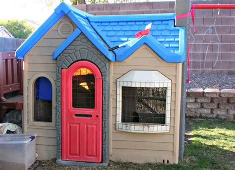 Tikes House by 29 Ways To Turn Junkyard Finds Into Diy Chicken Coops And