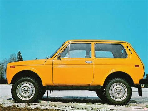Lada Niva Car Lada Niva History Photos On Better Parts Ltd