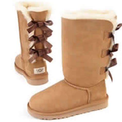 20 ugg boots uggs authentic knee high chestnut