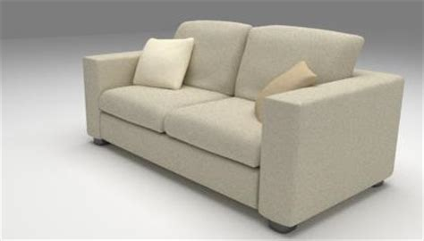 sofa free burlap sofa resources free 3d models for blender