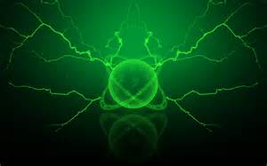Green Lightning With Lightning 1680 X 1050 By Dlund42179 On Deviantart