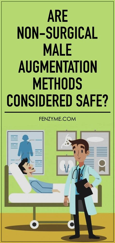 surgical male augmentation methods considered safe