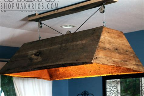 light wood kitchen table barn wood light hanging light table light kitchen by