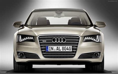 Audi A8 W12 Diesel by Audi A8 L W12 2011 Widescreen Car Wallpaper 03 Of