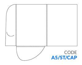 standard folder templates gallery