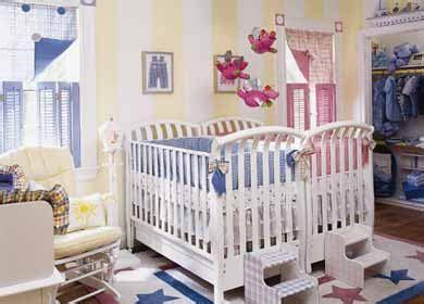 twin baby bedroom creative juice rock a bye baby