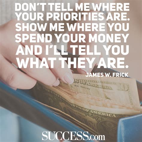 You Dont To Just Spend Money by 19 Wise Money Quotes Success