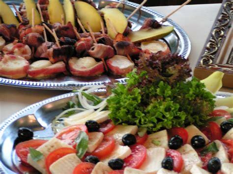 kaltes buffet anrichten partyservice partyservice partyservice
