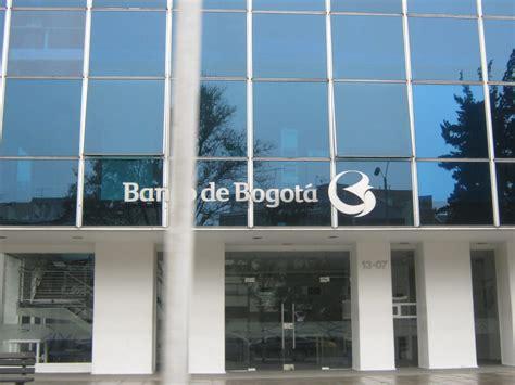 banco bogota banco de bogot 225 calle 100 bancos glorieta 100 con 15