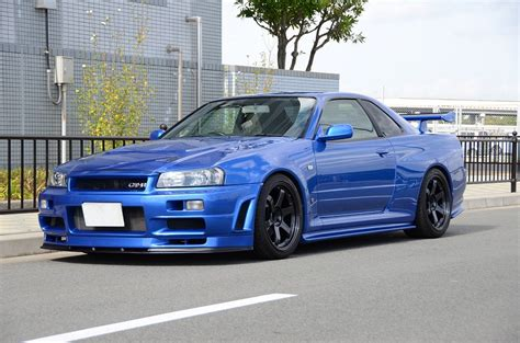nissan skyline r34 modified 1999 nissan skyline r34 gtr vspec from global auto